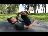 Developing Flexibility for Triangle Chokes
