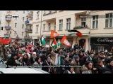 В Берлине провели митинг протеста против решения США по Иерусалиму