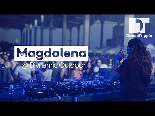 Magdalena at Diynamic Outdoor Off-Week Edition, Barcelona (Spain)
