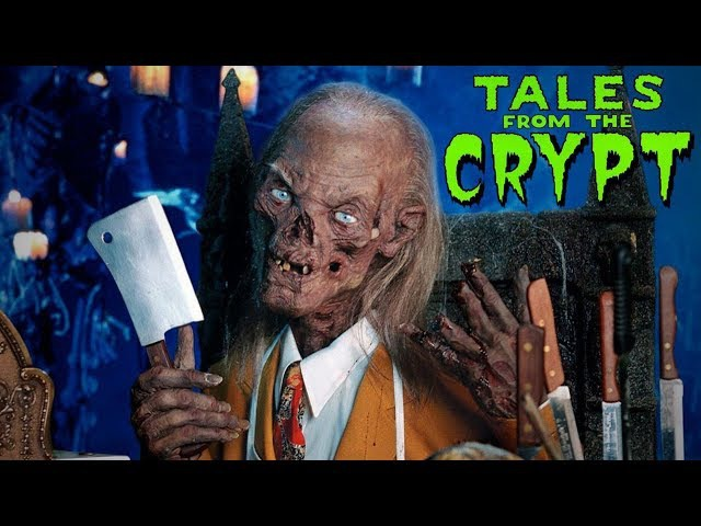 Заставка к сериалу Байки из склепа / Tales From The Crypt