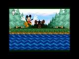 Mickey Mania: The Timeless Adventures of Mickey Mouse. SEGA Genesis. Walkthrough (No Death)