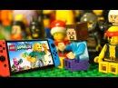 ДРУГ для НУБика в Майнкрафте против Лего Ниндзяго и LEGO Worlds - Мультики для Детей В...