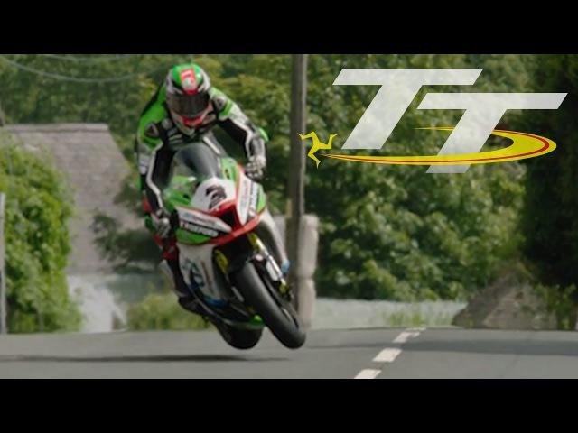 Isle of Man TT 2017 | James Hilliers Balla-SCARY moment!