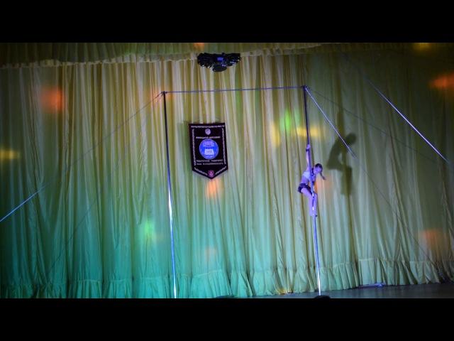 Садзінська Анастасія Миколаївна Royal Pole Dance POLE DANCE Юніори 12 17 років аматори