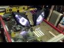 Установка ангельских глазок на мотоцикл Motoland R1, Viper R1, G-MAX R250, Patron 250, Xgjao 250