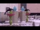 Гио ПиКа Фонтанчик с черным дельфином Music Video