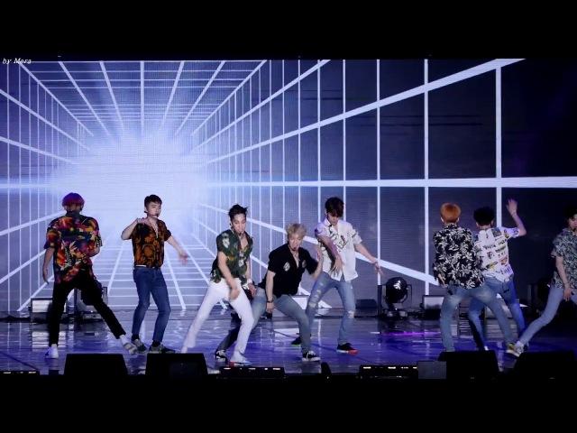 170724 엑소 (EXO) - The Eve Ulsan Summer Festival