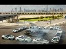 Сумасшедшая гонка Ken Block Police в Дубае на Ford Fiesta ST RX43