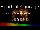 Two Steps From Hell - Heart of Courage (cover)