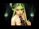 Chaoko Harlekin - Bodypaint planta carnivora