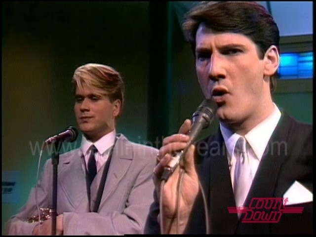 Spandau Ballet- True on Countdown 1983