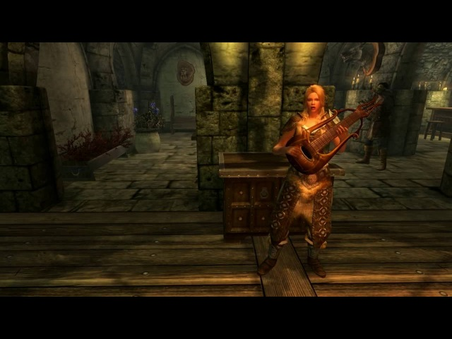 Skyrim - песни барда из таверны Век произвола и Век притеснений