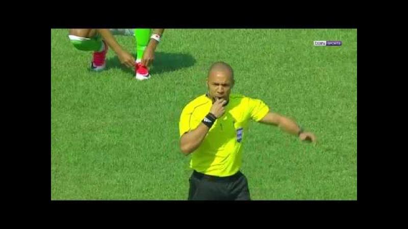 ZAMBIE Vs ALGERIE 3 1 L'Algérie dit bye bye au Mondialجميع الأهداف بين زامبيا و الجزا 15