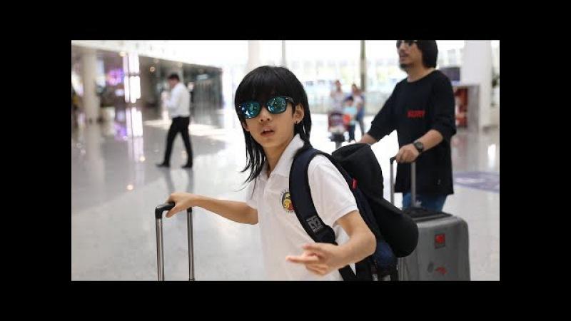 2017.8.14 龙拳小子日记 5:中国龙队示范团 龙拳小子2.0 进军深圳 Dragon Boys Diary 5:The Dragon goes to Shenzhen