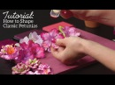Heartfelt Creations - Classic Petunia Collection Tutorial