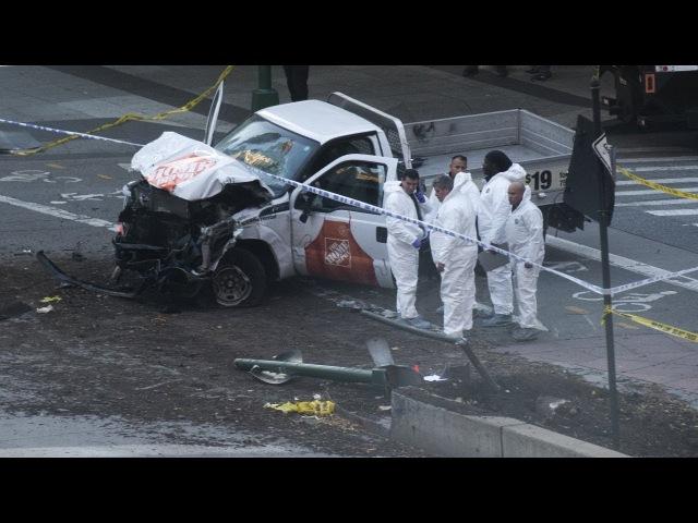 Теракт на Манхэттене осуществил выходец из Узбекистана (новости)