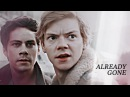 Newt thomas • meant to say goodbye. [ tdc]