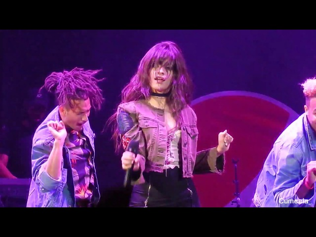 Camila Cabello: B96 Summer Bash ( OMG Havana CITC Bad Things I'll Never Be The Same)