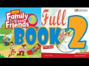 FAMILY AND FRIENDS 2 - 2nd Edition - Full version