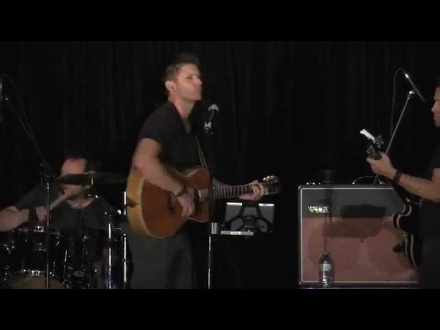 Jensen Ackles sings Lynyrd Skynyrd's