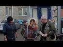 Автопробег НОД Большая Россия Державный покров в Комсомольске-на-Амуре.