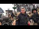 Столкновения под Радой Активисты Стоп реванша подожгли шины