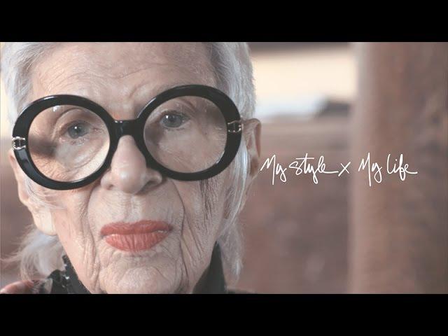 Iris Apfel - My Style x My Life