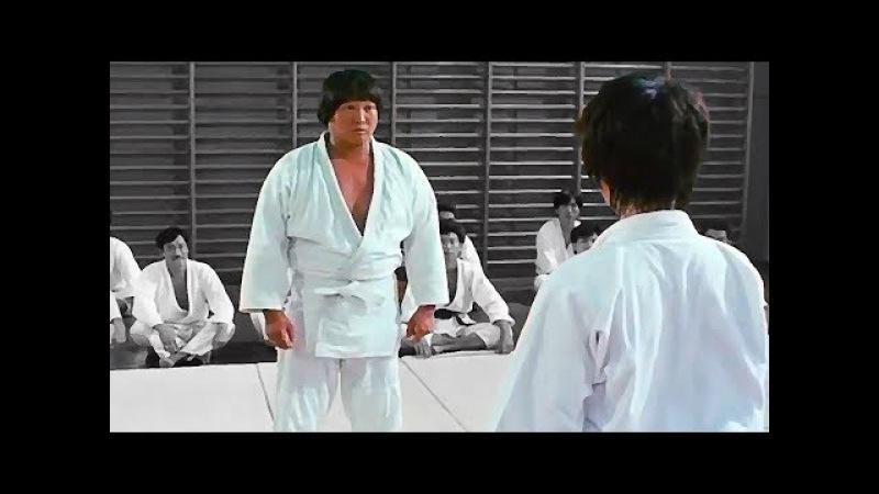 Саммо Хун Малыш против Мишель Йео инструкторша дзюдо Sammo Hung Kidstuff vs Michelle Yeoh