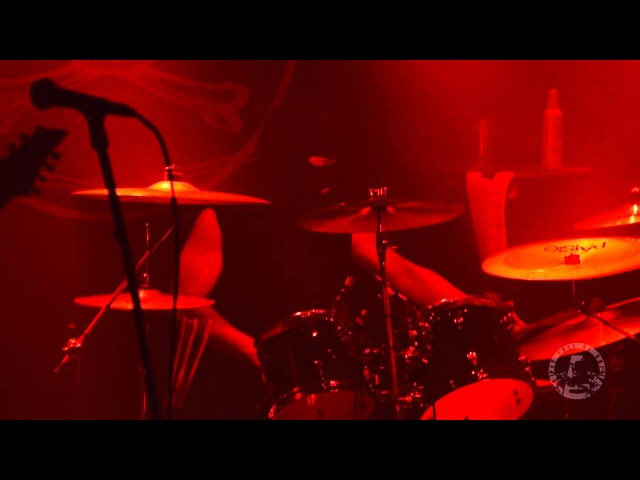 HELLFIRE DEATHCULT live at Saint Vitus Bar. Mar. 20th, 2016 (FULL SET)