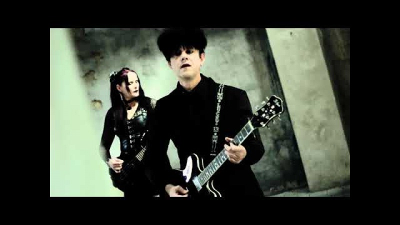 Clan Of Xymox - Vixen In Disguise (Official Video)