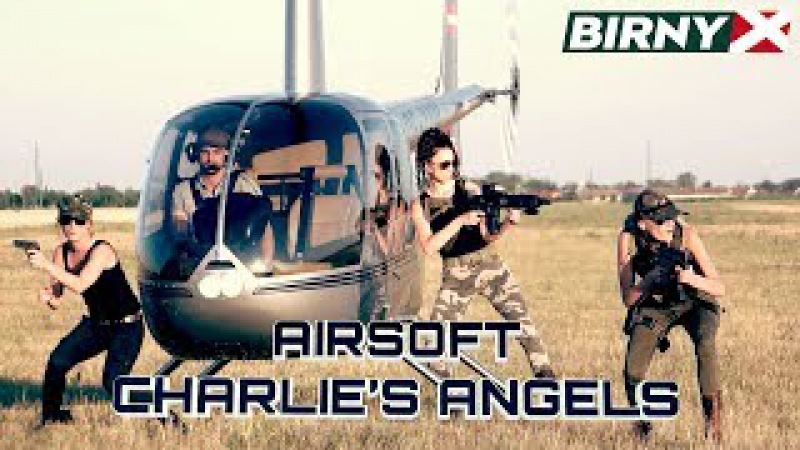Airsoft Charlie's Angels