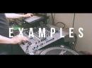 Examples (Ableton Push / Allen Heath Xone 464)