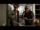 Смертельное оружие 1 сезон 2 серия. Риггс и Мерто заваливаются к Мерто домой в стельку пьяные