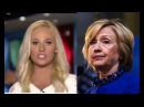 Tomi Lahren MOPS THE FLOOR with Hillary Clinton