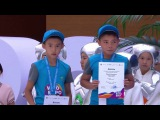 Wro 2017 Elementary, My robot took the 2 nd place in Kazakhstan, Astana, Expo.