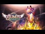 Jump Knights android game first look gameplay espa