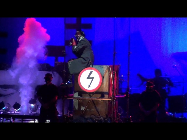 Marilyn Manson - Antichrist Superstar live at Olympijskiy Stadium Moscow 18.12.2012