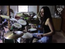 IRON MAIDEN HALLOWED BE THY NAME DRUM COVER by CHIARA COTUGNO