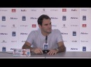 Roger Federer Post Match Press Conference Nitto Atp Semi Final 2017