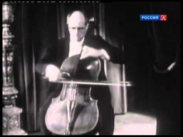 Мстислав Ростропович - Mstislav Rostropovich - Бурре-Burre