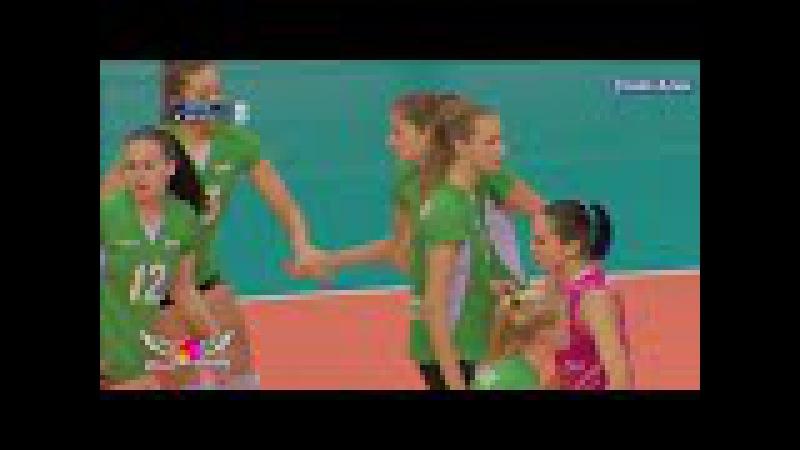[HD] Zarechie vs Dinamo-Metar | 29-12-2017 | Russian Superleague Womens Volleyball 2017/2018