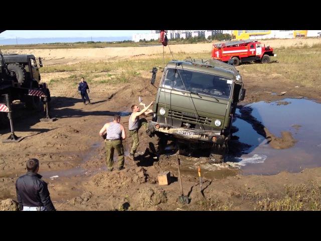 танки грязи не боятся...?! (эпизод 3, заключительный)