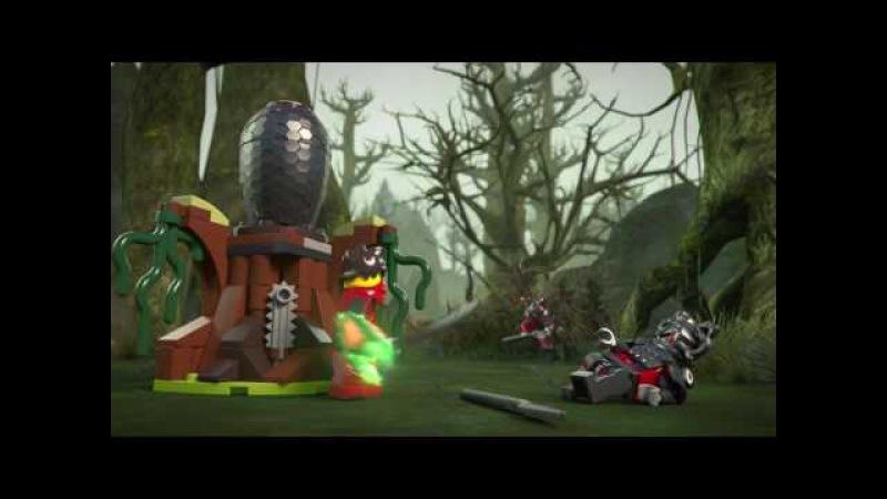 LEGO® NINJAGO™ – Атака Алой Армии