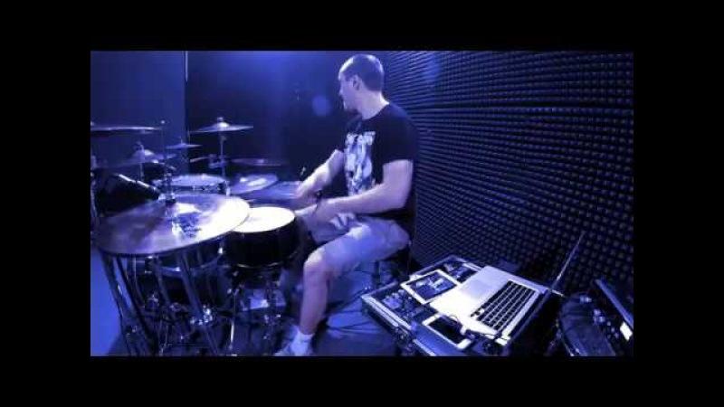 Whitechapel -The Darkest Day Of Man (drum cover by Lex Gribkov)