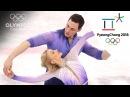 Aljona Savchenko and Bruno Massot GER - Gold Medal Pairs Free Skating PyeongChang 2018