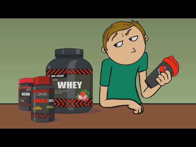 WHEY PROTEIN (RUSSIAN SONG) OFFICIAL MUSIC VIDEO HD