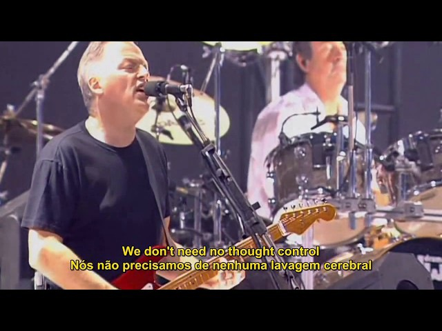 Pink Floyd - Another Brick in the Wall (part II) [Live] Legendado em PT/ENG » Freewka.com - Смотреть онлайн в хорощем качестве