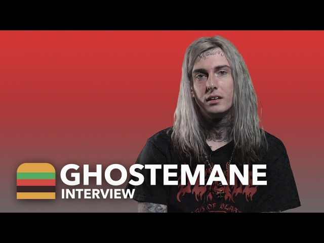 Интервью GHOSTEMANE для Fast Food Music (GHOSTEMANE Interview)