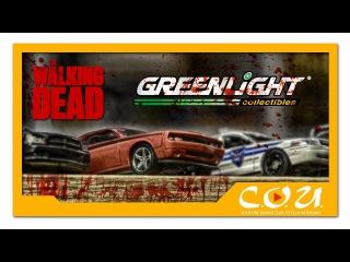 Машины из сериала The Walking Dead | Jeep Wrangler, Ford Crown Victoria, Dodge Charger и Challenger