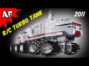 Custom RC Clone Wars TURBO TANK 2011 Lego Star Wars UCS Review